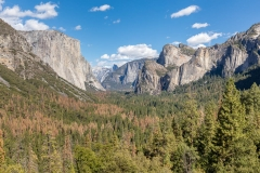 Yosemite Valley from Tunnel View_2